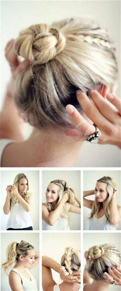 hairstyles medium length hair put up 16 pretty and chic updos for medium length hair pretty