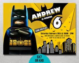 lego batman invitation lego batman birthday lego batman