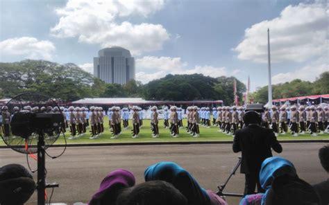 detik okezone presiden jokowi pimpin detik detik proklamasi okezone news