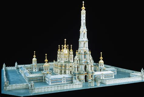Baroque Interior Russian Architecture Deconstructing The Powerful Landmarks
