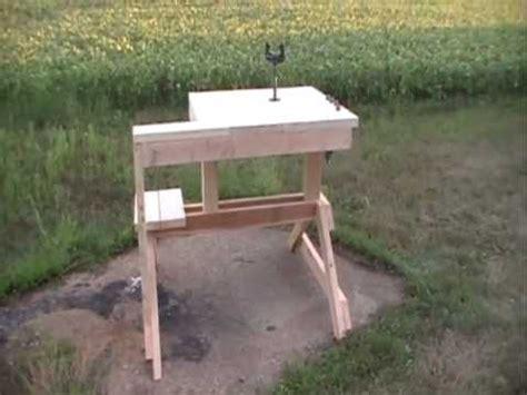 best shooting bench plans pdf diy shooting bench plans simple wood