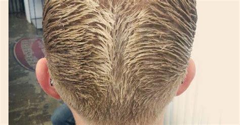goofy flat top haircut flattop boogie flat top with fenders back men s