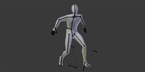 blender 3d rigging tutorial building a basic low poly character rig in blender