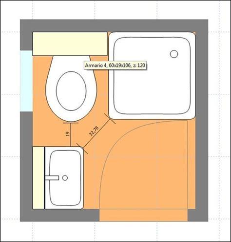 duchas peque as medidas m 225 s de 25 ideas incre 237 bles sobre planos de ba 241 os peque 241 os