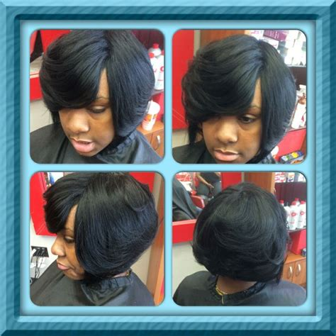 is there a bob weave already to weave bob quick weave hair pinterest