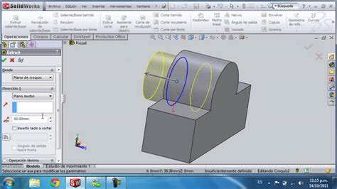 tutorial de solidworks 02 tutorial de solidworks 2009 introducci 243 n relaci 243 n de