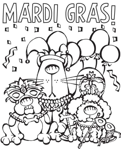 printable mardi gras coloring pages for kids cool2bkids 14 best coloring pages mardi gras images on pinterest