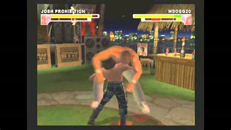 ps2 backyard wrestling reaper s review 115 backyard wrestling don t try this at home ps2 youtube