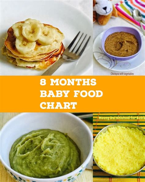 table foods for 8 month baby food chart for 8 months baby 8 months baby food