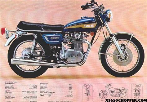 vintage yamaha vintage yamaha xs650 ads ohc xs650 chopper