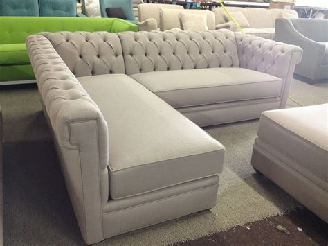 Sectional Sofa Layout Design Tufted Sectional Sofa Loccie Better Homes Gardens Ideas