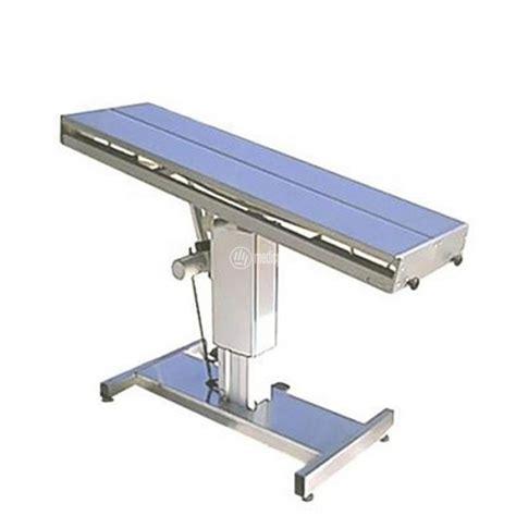 tavoli operatori tavolo operatorio veterinario elettrico con trendelenburg