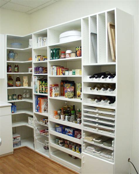 kitchen shelf designs 47 cool kitchen pantry design ideas shelterness