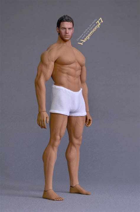 figure doll phicen m34 muscular figure doll in 1 6th scale
