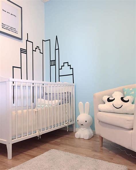 cenefa habitacion bebe ideas originales para la habitaci 243 n beb 233 decoideas net