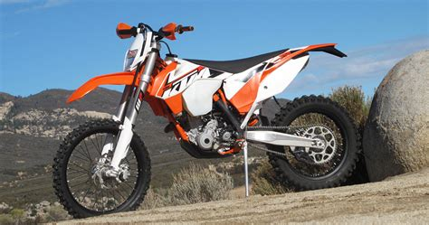 Ktm 350 Dirt Bike 2015 Ktm 350 Xcf W Test Review Impression Dirt Bike Test