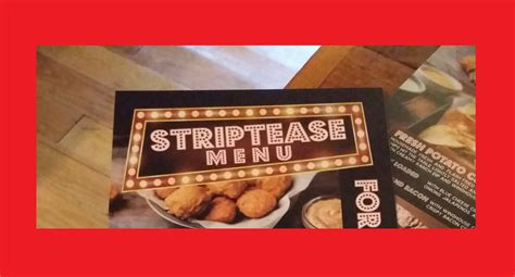 wing house menu gimme more striptease winghouse reviewing their new menu