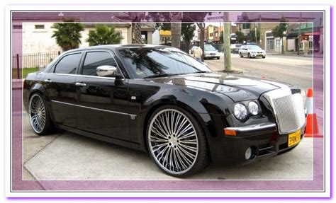 chrysler 300 with rims chrysler 300 with 24 inch rims for sale images