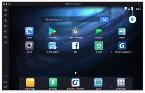android app player nox app player bringt android apps auf den desktop