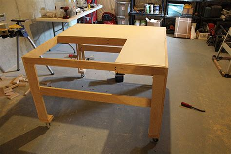 build a saw bench our home from scratch