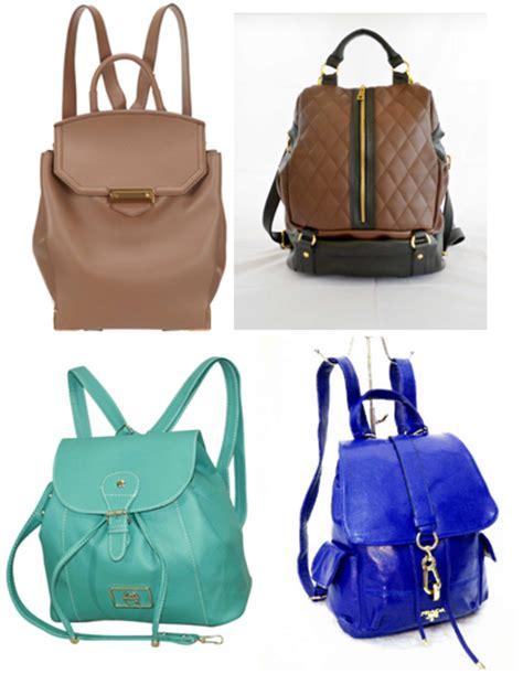 Tas Backpack Keren Wanita Pergi Kuliah Mall Ransel 23812 Impor 6 model tas wanita dan pria ini cocok untuk dibawa ke