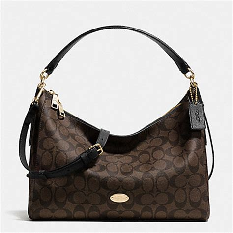 Coach Celeste coach f34899 east west celeste convertible hobo in