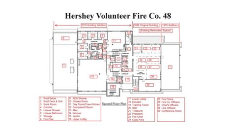 fire department floor plans thecarpets co fire station photos hershey fire company firehouse photos