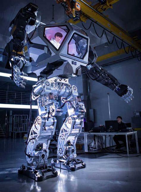 film robot nouveau un nouveau robot g 233 ant et effrayant qui ressemble 224 un