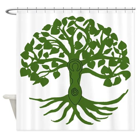 tree of life curtains tree of life shower curtain by quirkz