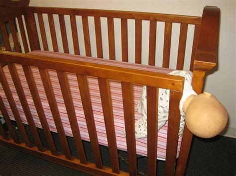 Cpsc Issues Warning On Drop Side Cribs 32 Fatalities In Baby Cribs With Drop Sides