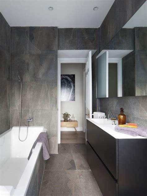 chambre bébé blanche et grise 101 photos de salle de bains moderne qui vous inspireront