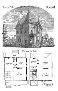 Victorian House Plan Gallery For Gt Old Victorian House Plans