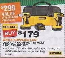 dewalt combo kit black friday dewalt compact 18 volt 2pc combo kit blackfriday fm