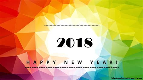 wallpaper for pc happy new year 2018 happy new year 2018 desktop wallpaper festival collections