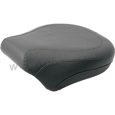 Wide Seat by Wide Touring Seat Mustang Vintage For Harley Davidson Fxst