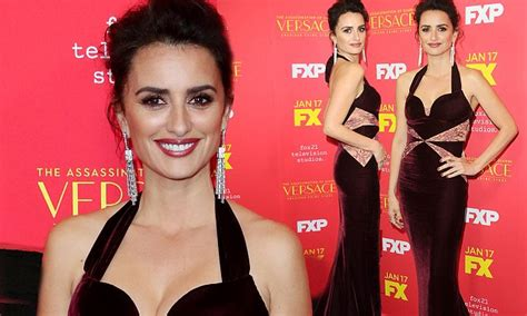 Penelopes Perks Make Headlines by Penelope At Assassination Of Gianni Versace Premiere