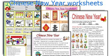 new year traditions and activities teaching worksheets new year