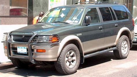 mitsubishi montero sport 1999 used mitsubishi montero for sale cargurus autos post