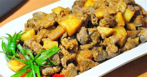 membuat kentang goreng yang enak resep cara membuat sambal goreng kentang ati ampela paling