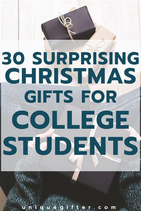 30 somewhat surprising christmas gifts for college