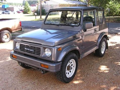 1988 Samurai Suzuki Garydon 1988 Suzuki Samurai Specs Photos Modification