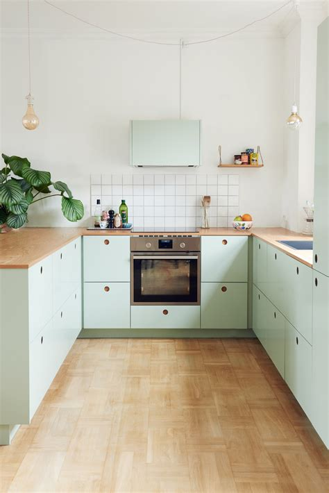 Mint Kitchens Mitchell by Kitchens Without Cabinets Should You Go Without