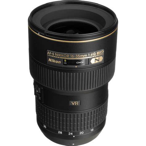 best 35mm lens nikon af s nikkor 16 35mm f 4g ed vr lens refurbished 2182b