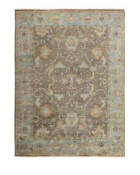 safavieh oushak rugs safavieh rhys oushak rug 9 x 12