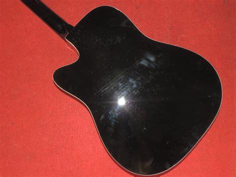 Harga Gitar Akustik Yamaha Hitam gitar akustik yamaha g 325 hitam clear king complete