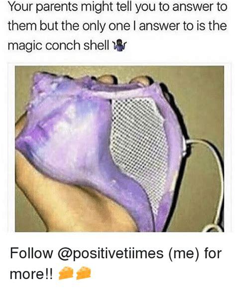 The Conch Has Spoken Meme - 25 best memes about magic conch shell magic conch shell