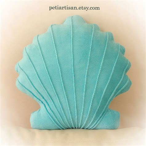 shaped pillows scallop shell shaped pillow seashell pillow pillow 3d