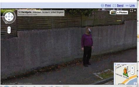 imagenes google street view curiosas 10 imagenes curiosas captadas por google street view