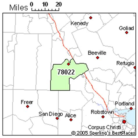 george west texas map best place to live in george west zip 78022 texas