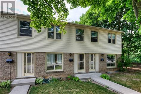 Green Door Kitchener by 6 165 Green Valley Drive Kitchener For Sale
